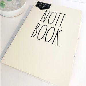 """RAE DUNN Notebook """"NOTE BOOK"""""""
